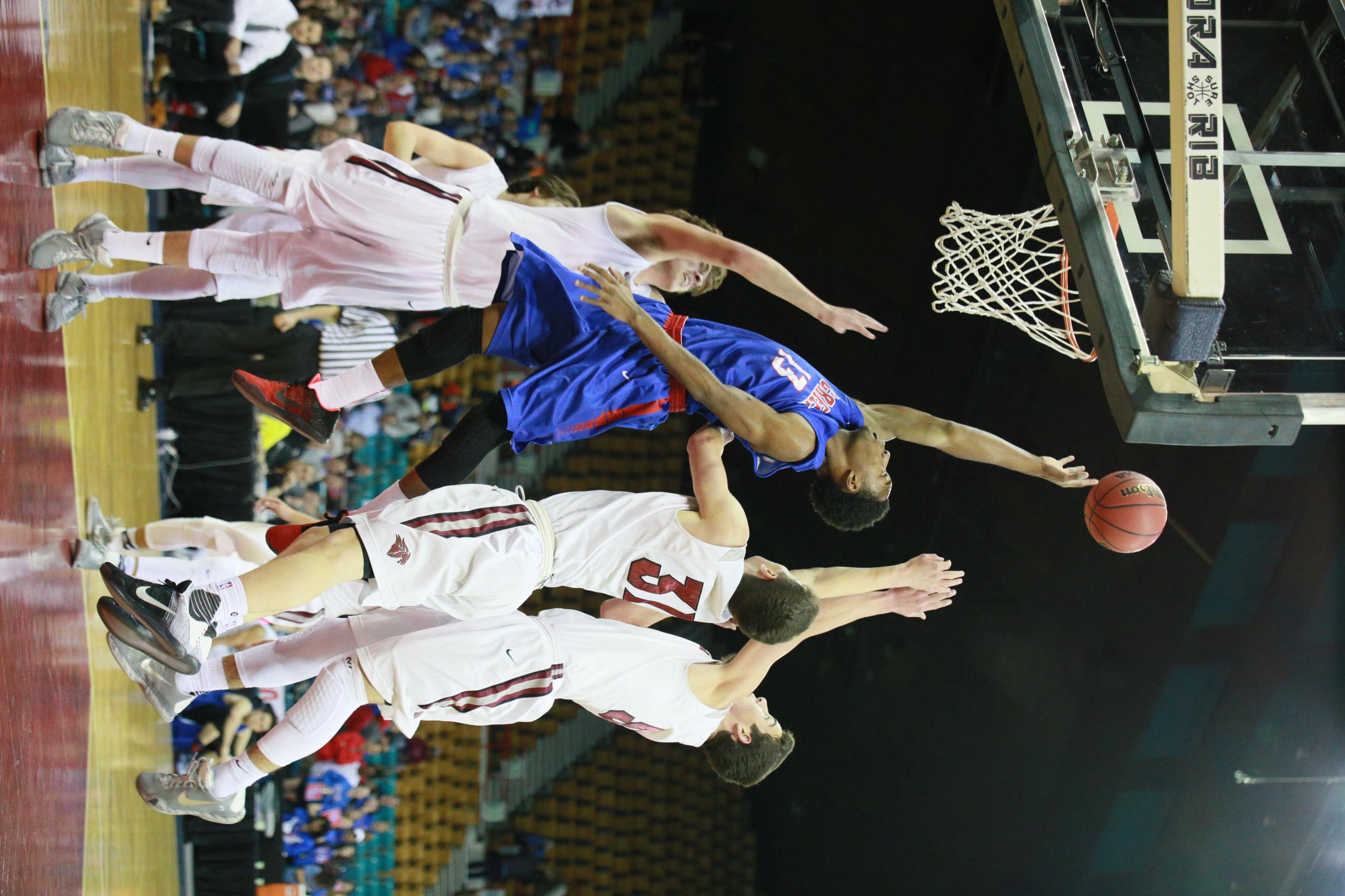 CHSAA Basketball State Championships