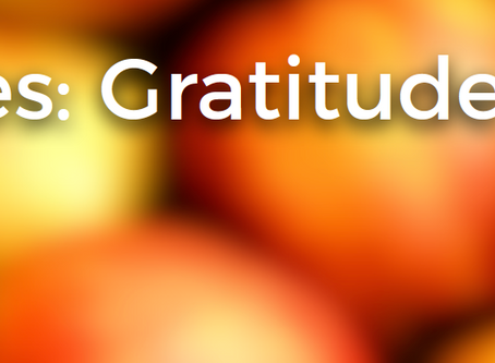 LIFE Motives: Gratitude for Giving