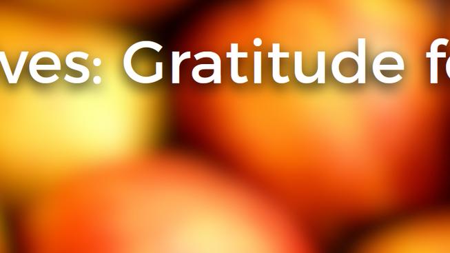 LIFE Motives: Gratitude for Giving