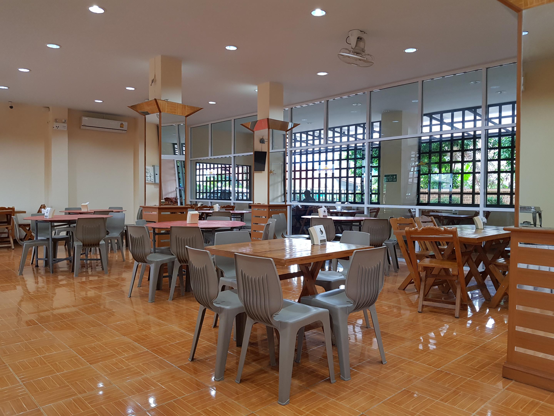 ห้องอาหารโรงแรม