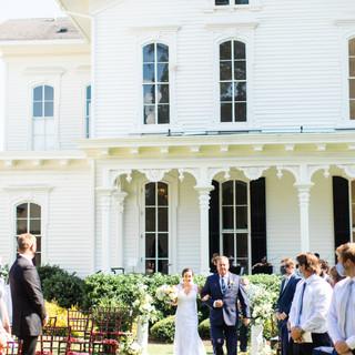 Bow Tie Collaborative Merrimon Wynne House Events by La Fete