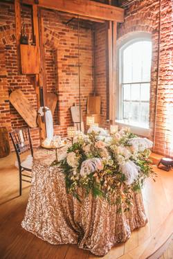 Melrose Knitting Mill Wedding - Chris and Jennifer - 00543