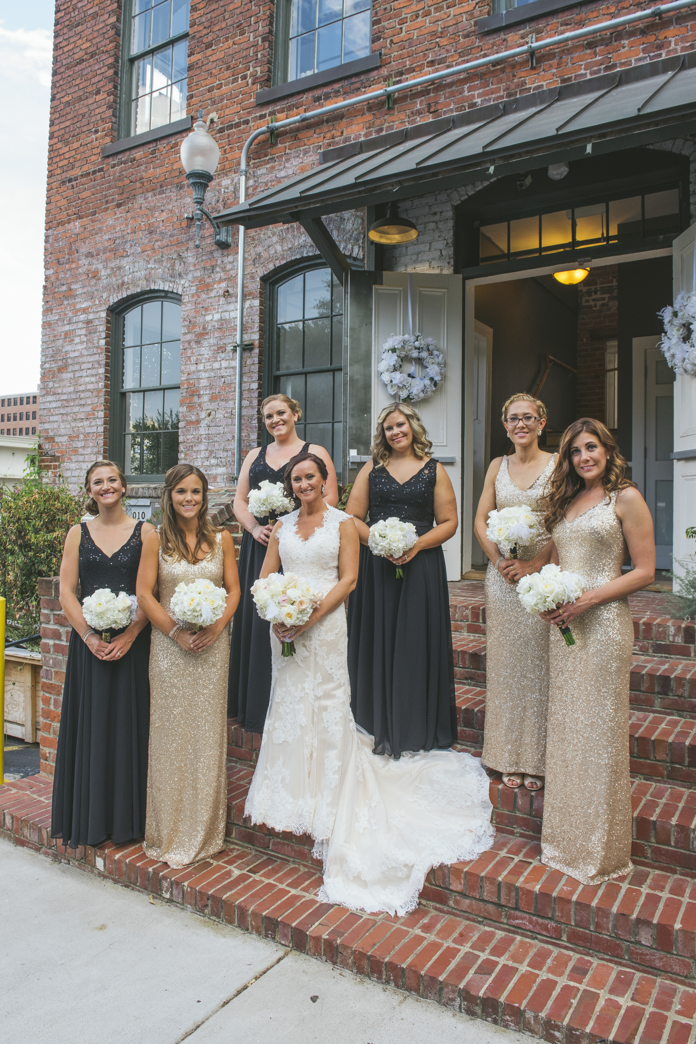 Melrose Knitting Mill Wedding - Chris and Jennifer - 00179