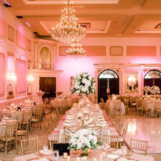AJ Dunlap Photography Grand Marquis Ballroom La Cosa Bella Events