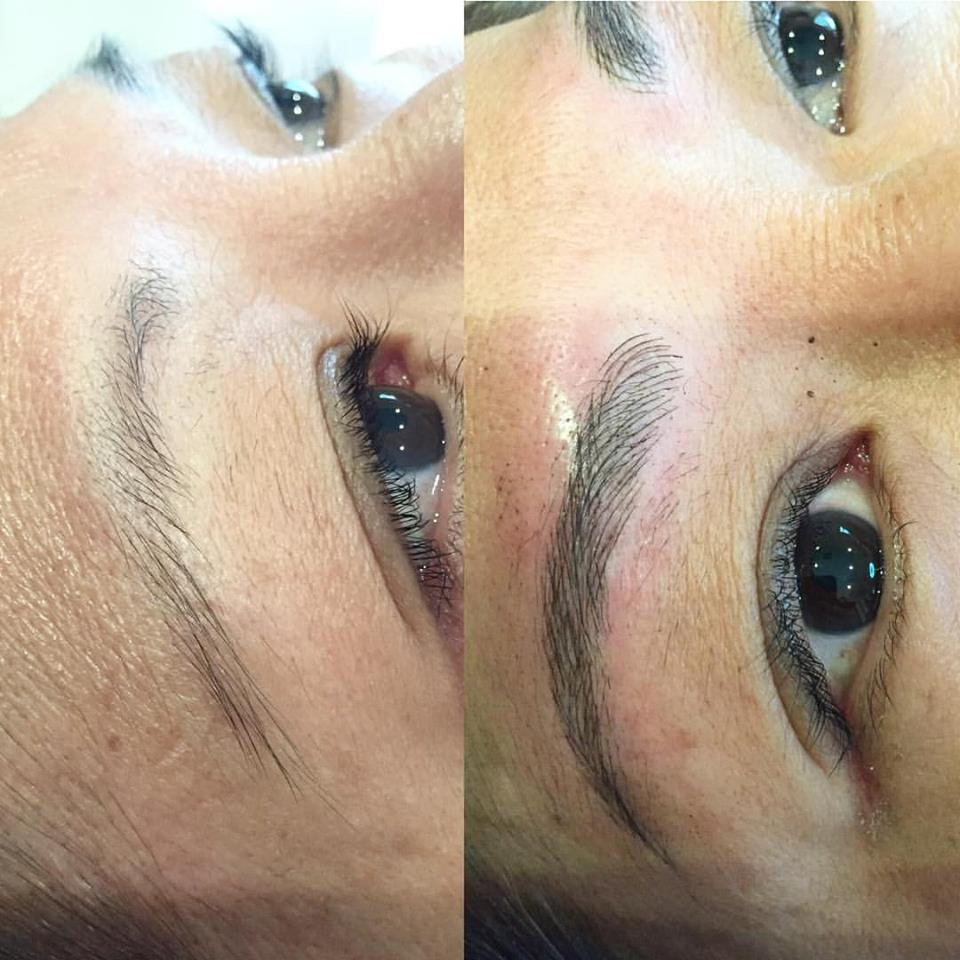 Eyebrow Touch Up