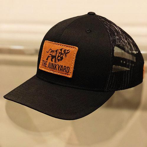 The Junkyard x Holtz Leather Richardson Hat