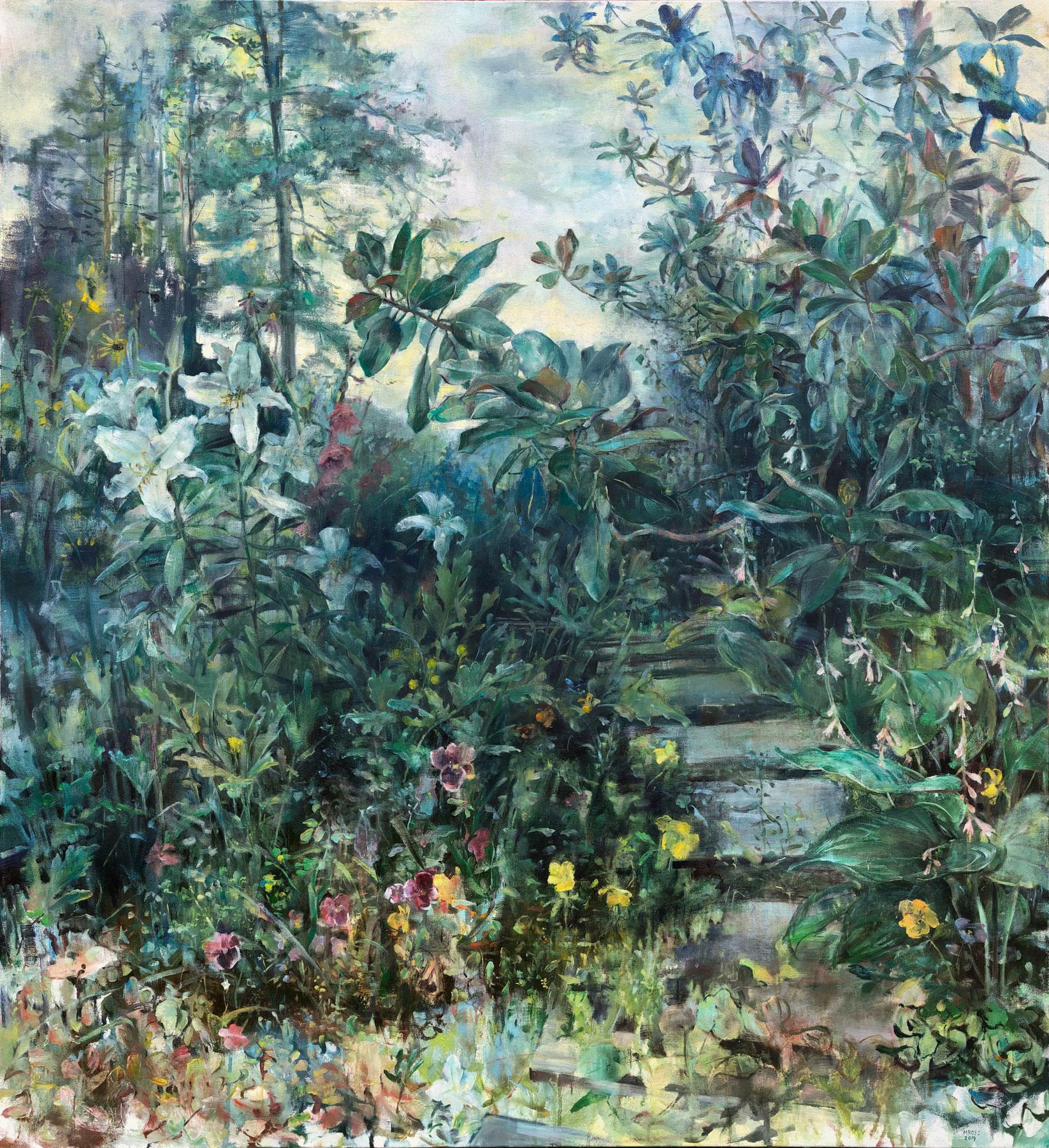 Blooms, Dusk