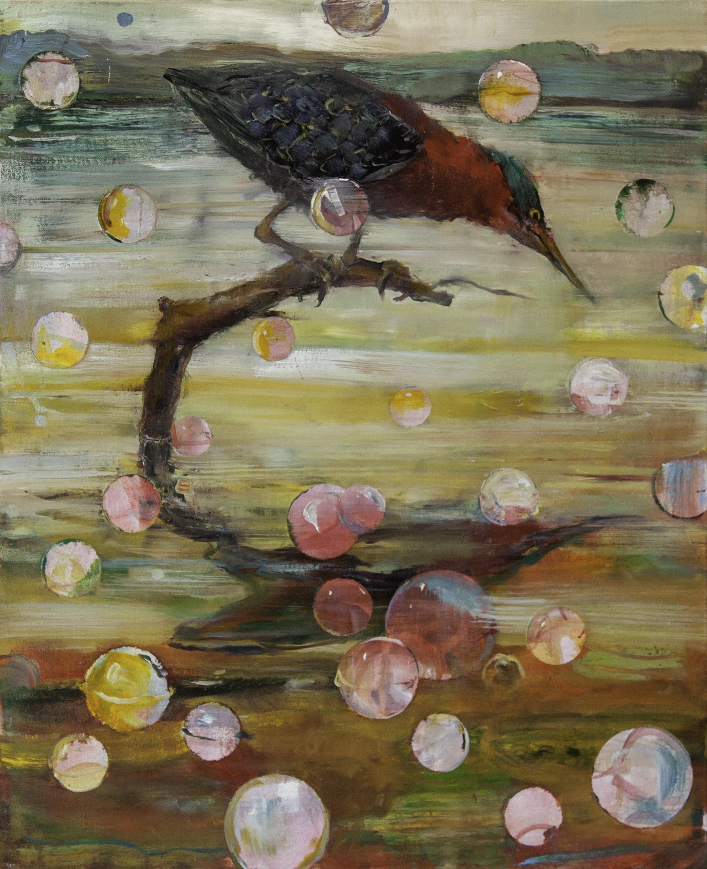 Evening Heron
