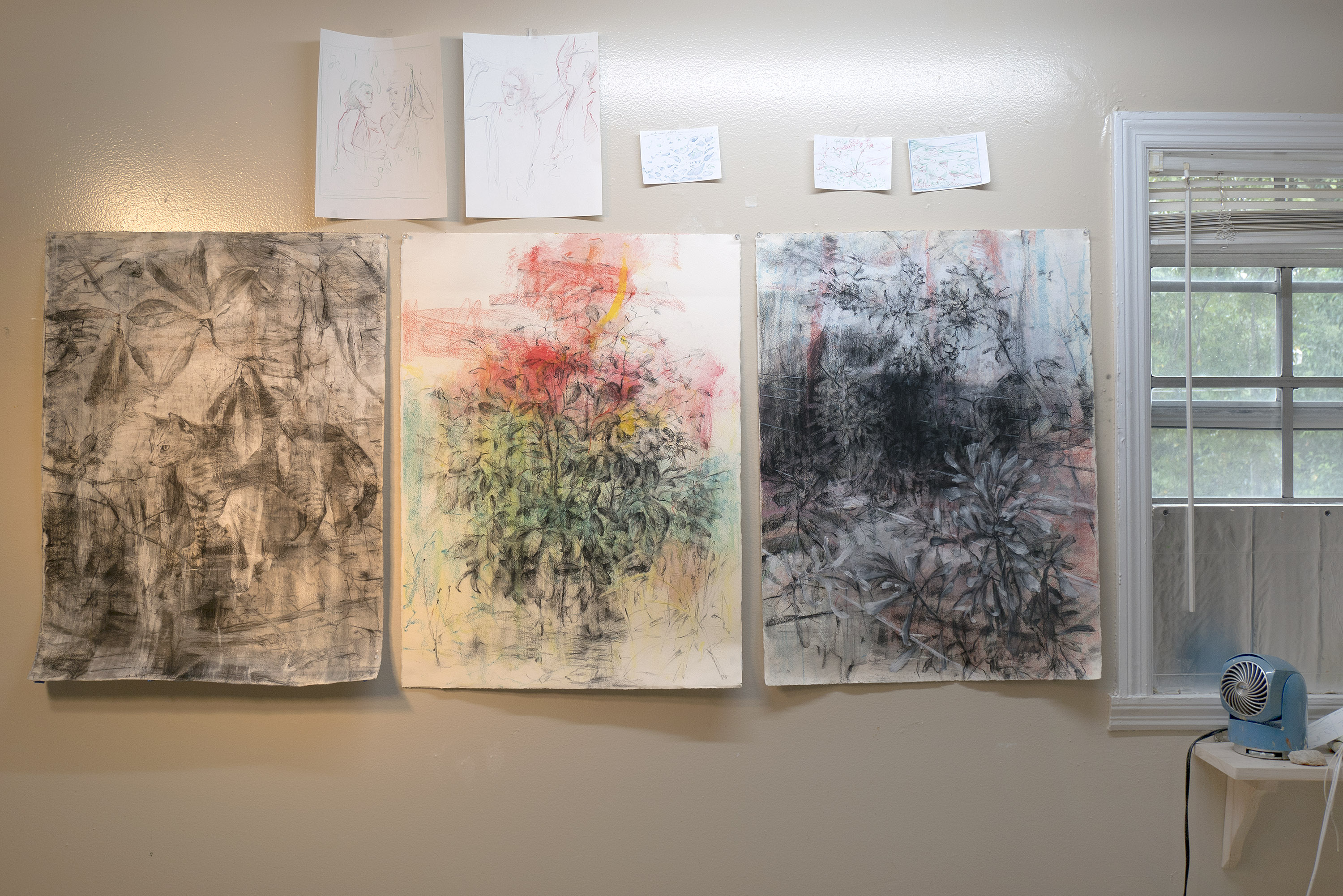 Studio drawings