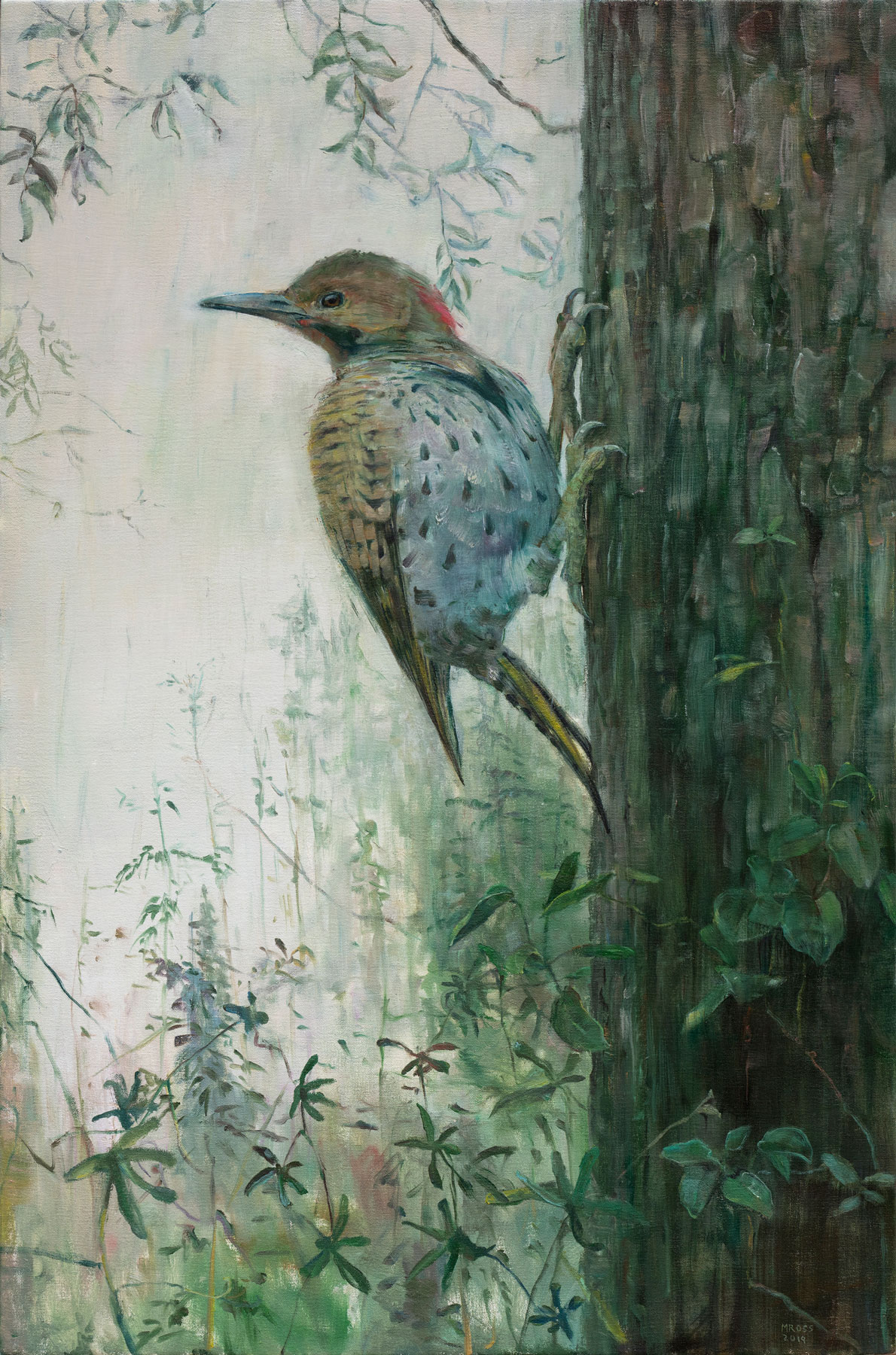 Flicker in the Rain