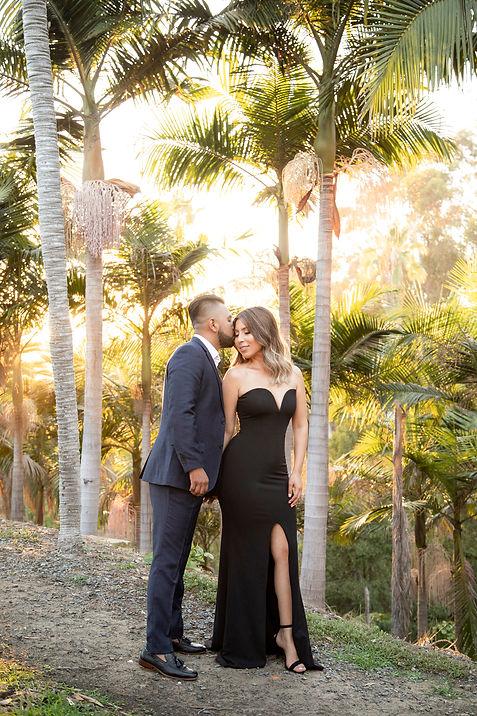 Balboa Park San Diego Engagement photography
