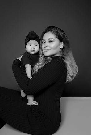 mommy and me session Los Angeles photographer