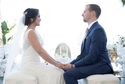 Maya Long Beach wedding photography