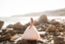 Abalone Cove Shoreline Quinceañera