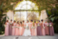 Los Angeles River Garden wedding