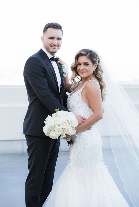 Griffith Observatory Wedding photography
