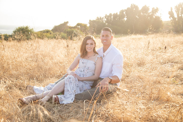 Malibu Beach Engagement Photography