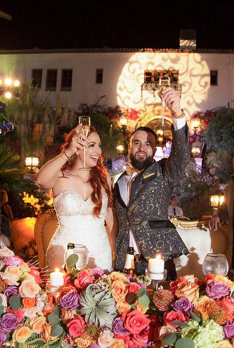 The Hummingbird Nest Ranch Wedding