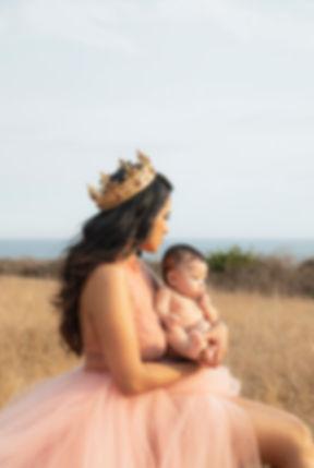Mommy and me photo session Los Angeles photographer