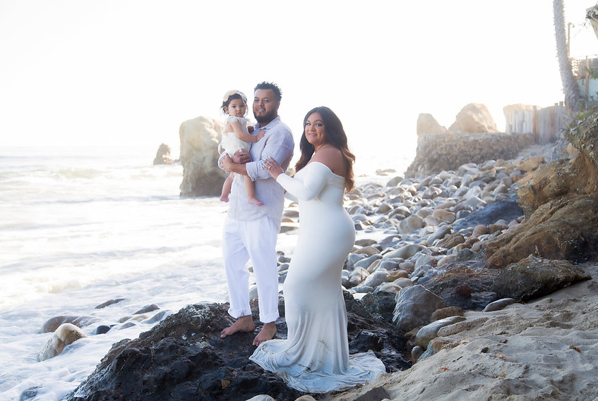 Family session photographer Los Angeles