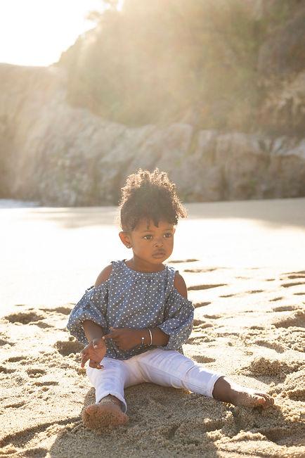 Laguna beach family photo session