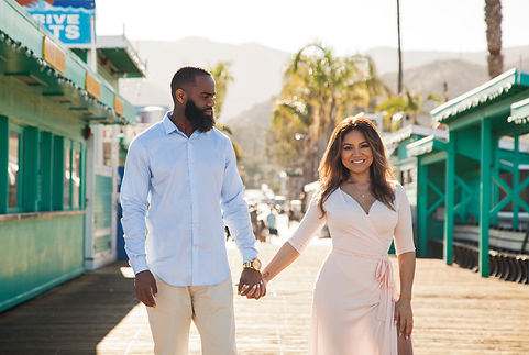 Catalina Island Engagement photographer