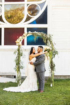 Heritage Square Museum Wedding Los Angeles Photographer