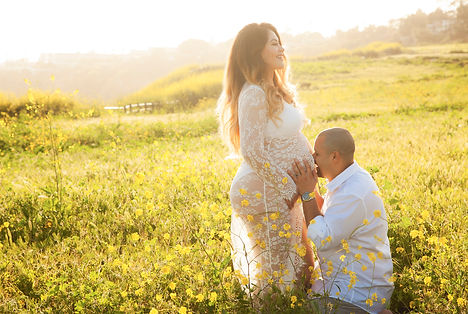 Palos Verdes maternity photographer