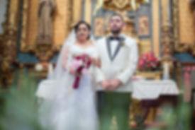Mission San Fernando Rey de España Wedding