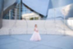 Walt Disney Concert Hall sweet 16 photography