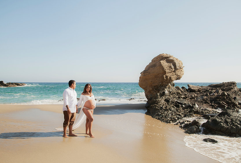 Laguna Beach Maternity photo session