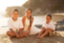 Laguna Beach Family portrait photography