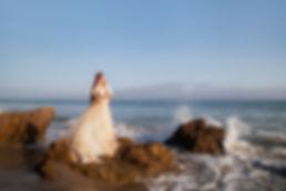 El Matador Beach Maternity Photography Session