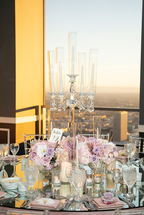 City Club Los Angeles wedding photography