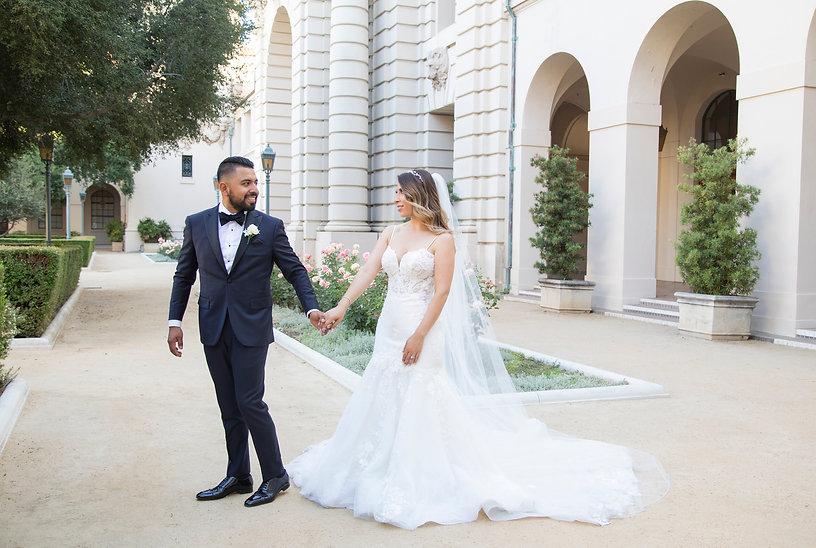 Pasadena City Hall wedding photography
