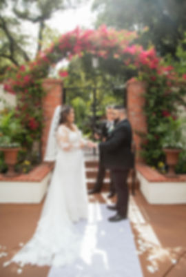 La Cañada Thursday Club wedding photography