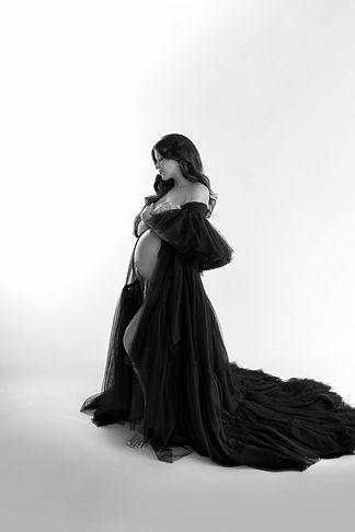 Los Angeles Studio Maternity Photographer