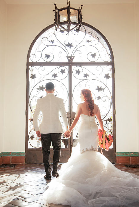 Malibu wedding venue photography