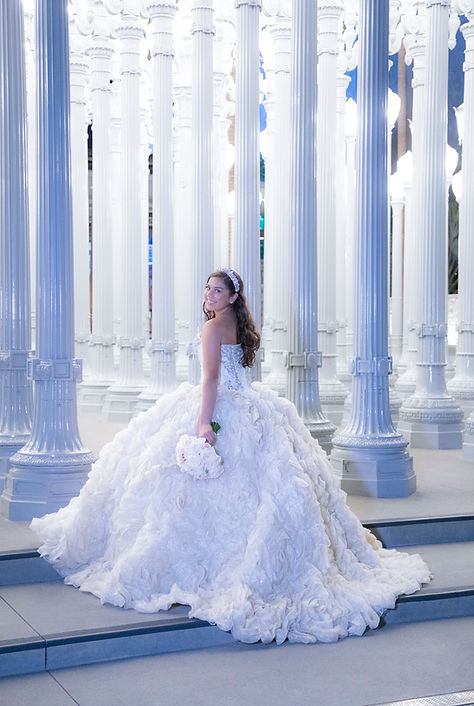 Los Angeles Quinceañera photographer