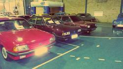 7º Encontro de carros Antigos e Clás