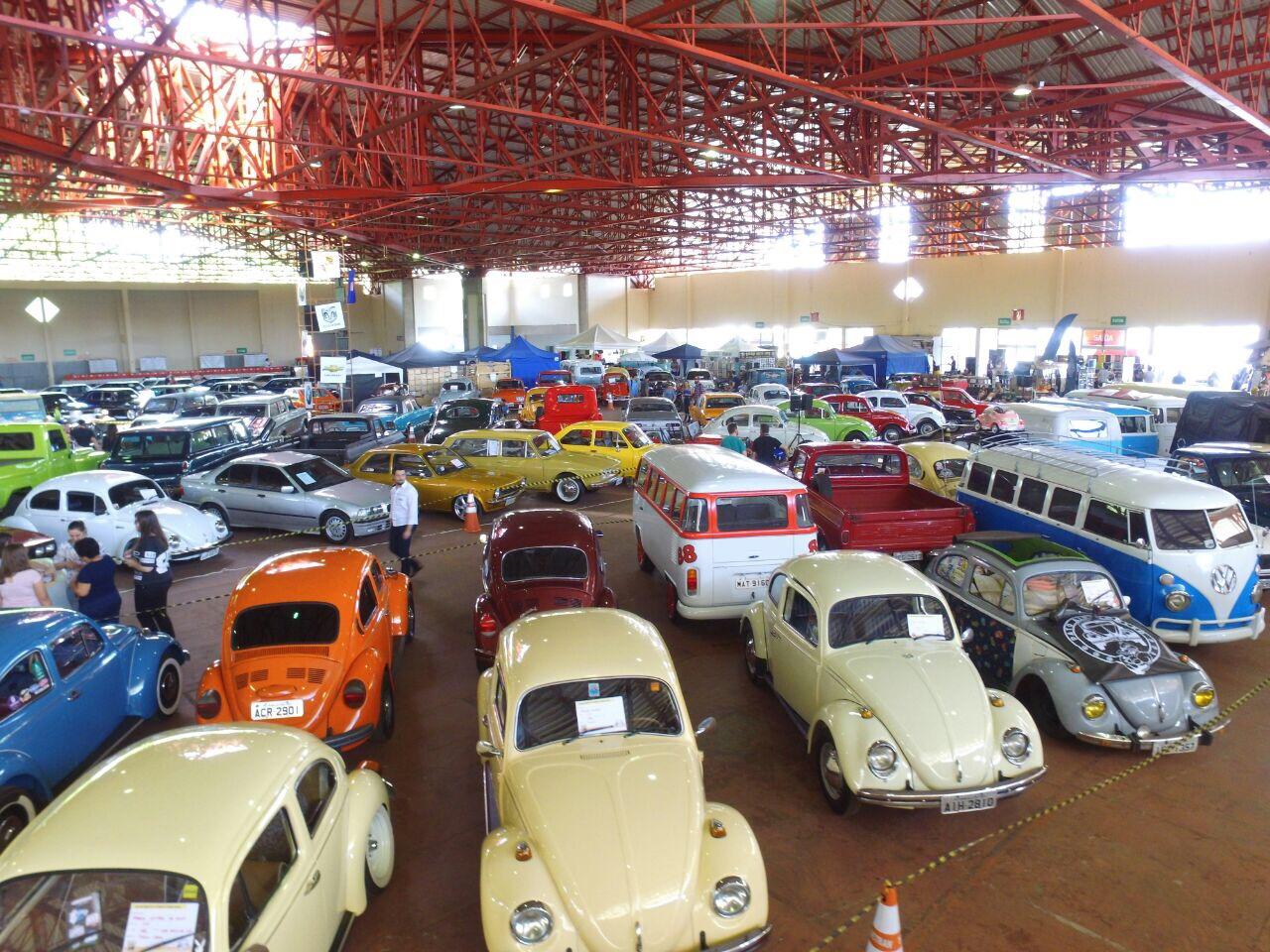 7º Encontro de Carros Antigos Franci