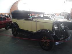 III Encontro de Veículos Antigos