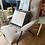 Thumbnail: Prachtige grijze fauteuil retro