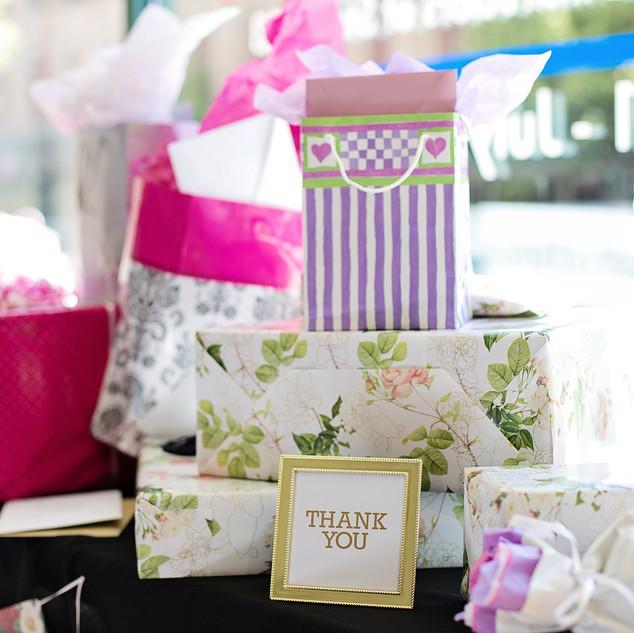 Gifts & Surprises Managing