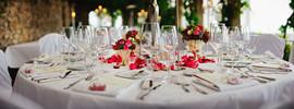 Summer Flowery Light Table Set