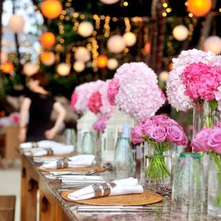 Flower Table Decoration