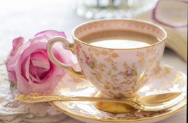 Tea Time Waldorf Style.