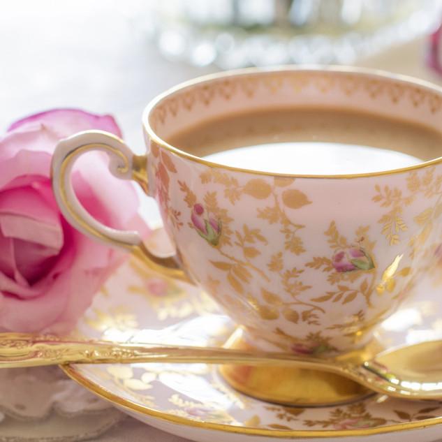 Tea Time Waldorf Style