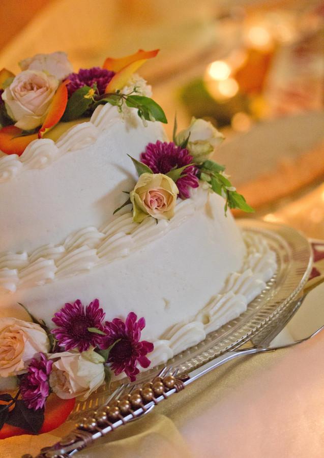 Los Angeles Wedding Cake