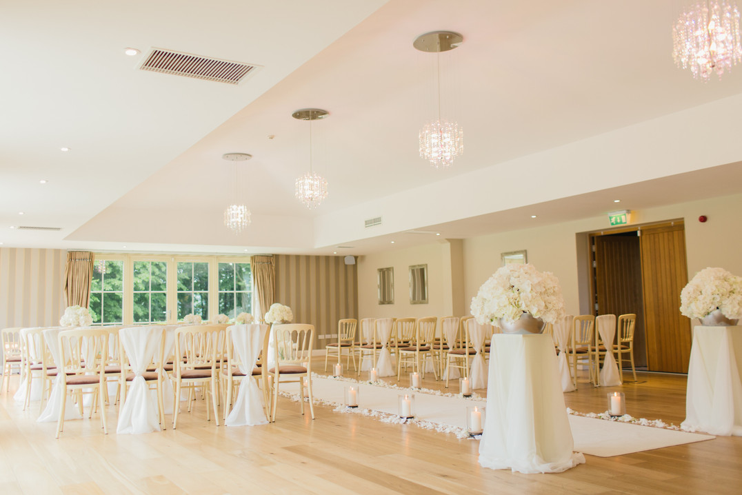 Ballrooms in Mountain Serenity.